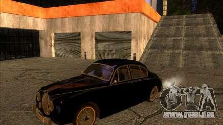 Jaguar MK2 1959-1967 pour GTA San Andreas