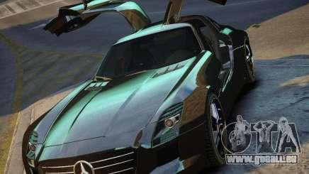 Mercedes SLS Extreme für GTA 4