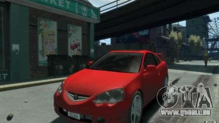 Acura RSX pour GTA 4