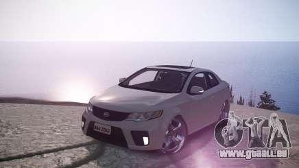 Kia Cerato Koup 2011 für GTA 4