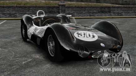 Maserati Tipo 60 Birdcage für GTA 4