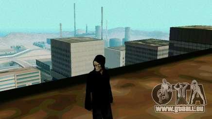 New Skin pour GTA San Andreas