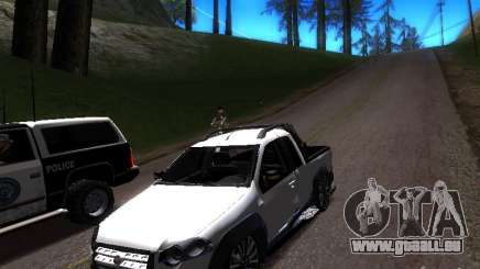 Fiat Strada für GTA San Andreas