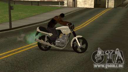 Jawa 350-638 Luxe pour GTA San Andreas