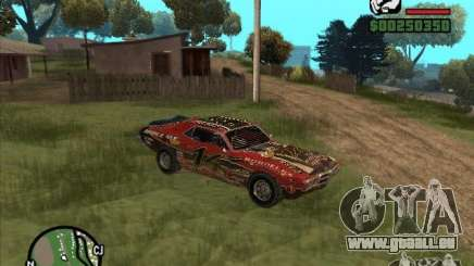 FlatOut bullet pour GTA San Andreas