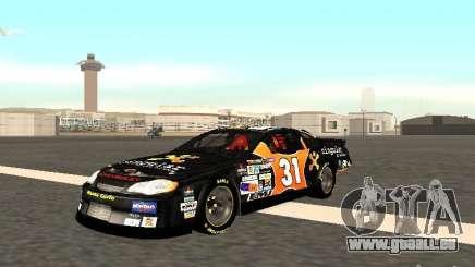 Chevrolet Monte Carlo Nascar CINGULAR Nr.31 pour GTA San Andreas