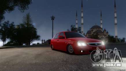 VAZ Lada Priora 2172 pour GTA 4