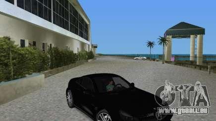 Mercedess Benz SL 65 AMG Black Series für GTA Vice City