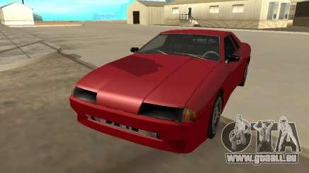Elegy By w1LD für GTA San Andreas