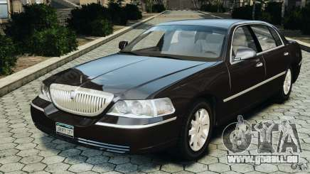Lincoln Town Car 2006 v1.0 pour GTA 4
