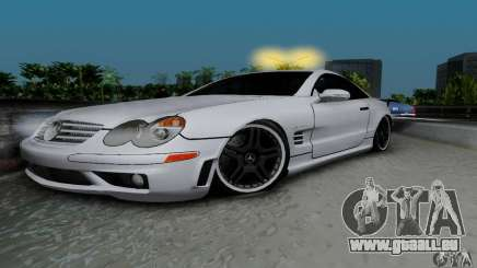 Mercedes Benz SL 65 AMG pour GTA San Andreas