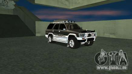 Toyota Surf v2.1 pour GTA San Andreas