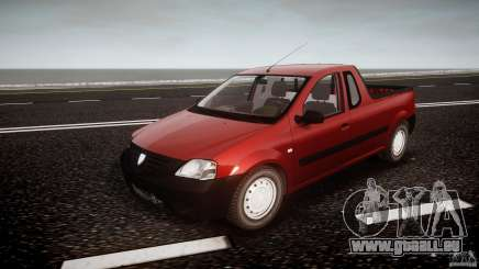 Dacia Logan Pick-up ELIA tuned pour GTA 4