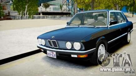 BMW 535 E28 für GTA 4