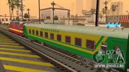 Personenwagen Nr. 05808915 für GTA San Andreas