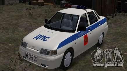 VAZ 2110 DPS für GTA 4