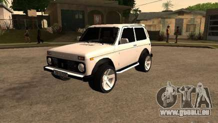 Armenian NIVA DORJAR 4 x 4 für GTA San Andreas