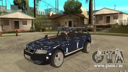 Audi Allroad Quattro für GTA San Andreas