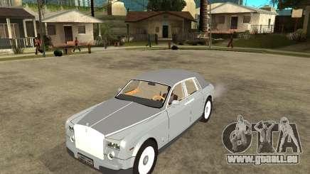 Rolls-Royce Phantom (2003) für GTA San Andreas