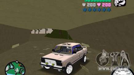 VAZ 2107 für GTA Vice City