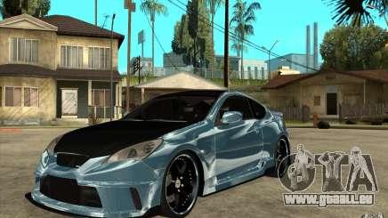 Hyundai Genesis Tuning pour GTA San Andreas