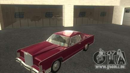 Lincoln Continental Town Coupe 1979 für GTA San Andreas