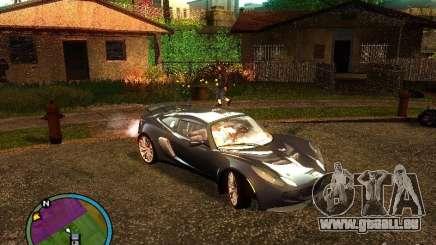 Lotus Exige - Stock pour GTA San Andreas