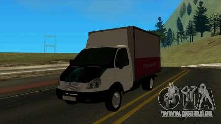 3302 Gazelle v2 pour GTA San Andreas