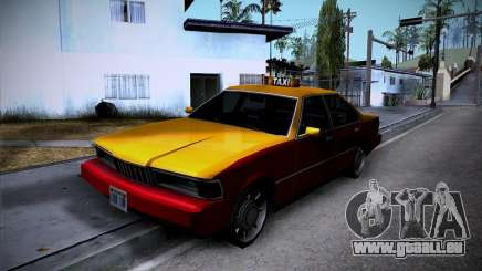 Sentinel Taxi für GTA San Andreas