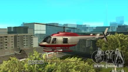 New Maverick für GTA San Andreas