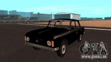 Moskvich 412 für GTA San Andreas