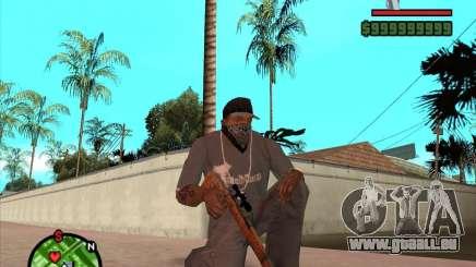 K98 pour GTA San Andreas