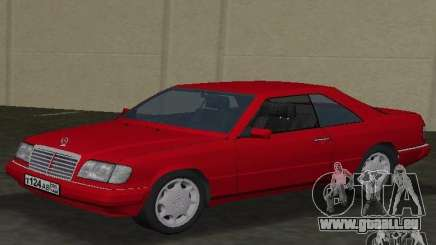 Mercedes-Benz E 320 (C124) pour GTA Vice City