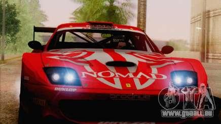 Ferrari 550 Maranello Super GT500 für GTA San Andreas