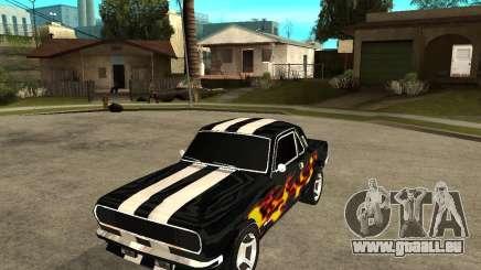 GAZ 2410 Camaro Edition für GTA San Andreas