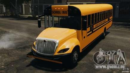 School Bus v1.5 pour GTA 4