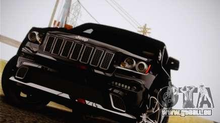 Jeep Grand Cherokee SRT-8 2012 für GTA San Andreas
