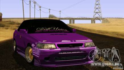 Subaru Legacy Drift Union pour GTA San Andreas