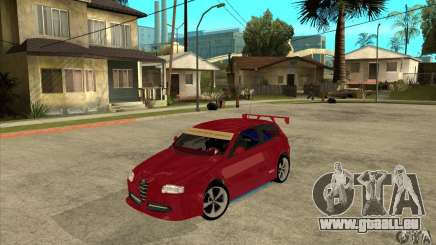 Alfa Romeo 147 pour GTA San Andreas