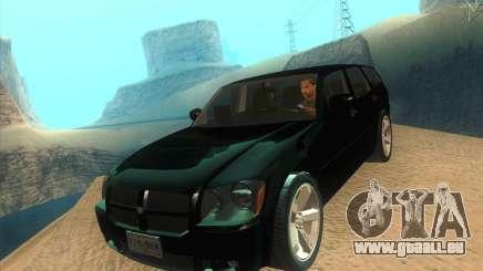 Dodge Magnum RT 2008 v.2.0 pour GTA San Andreas
