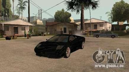 GTA4 Infernus für GTA San Andreas
