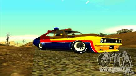Ford Falcon 351 GT Interceptor Mad Max pour GTA San Andreas