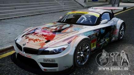 BMW Z4 GT3 2010 V.2.0 für GTA 4