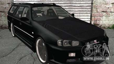 Nissan Stagea für GTA San Andreas