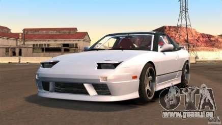 Nissan 240SX Drift pour GTA 4