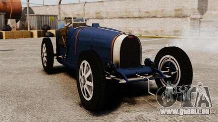 Bugatti Type 51 für GTA 4