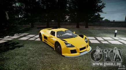 Gumpert Apollo Sport v1 2010 pour GTA 4
