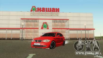 BMW 120i pour GTA San Andreas
