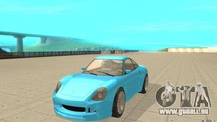 Comète de GTA 4 pour GTA San Andreas