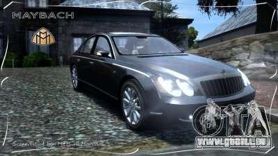 Maybach 57S pour GTA 4